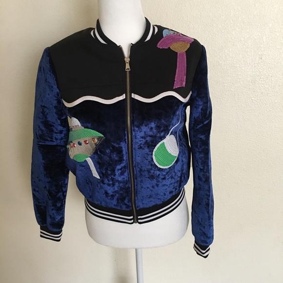 bebe Jackets & Blazers - Bebe. Bomber jacket, size  XS